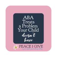 ABA Treats a Problem Your Child Doesn't Have
