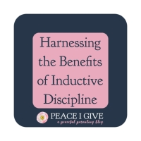 Harnessing the Benefits of Inductive Discipline