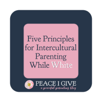 Five Principles for Intercultural Parenting While White