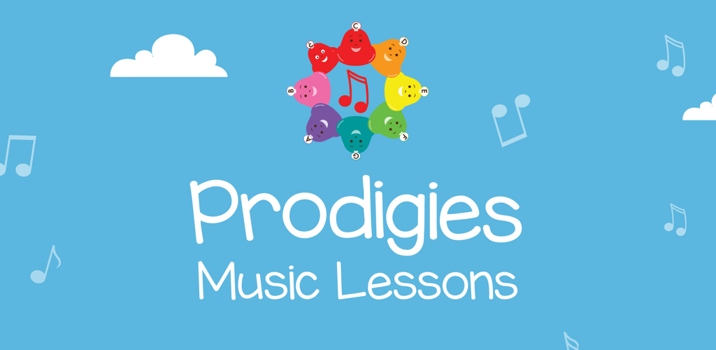 Prodigies Music Lessons graphic